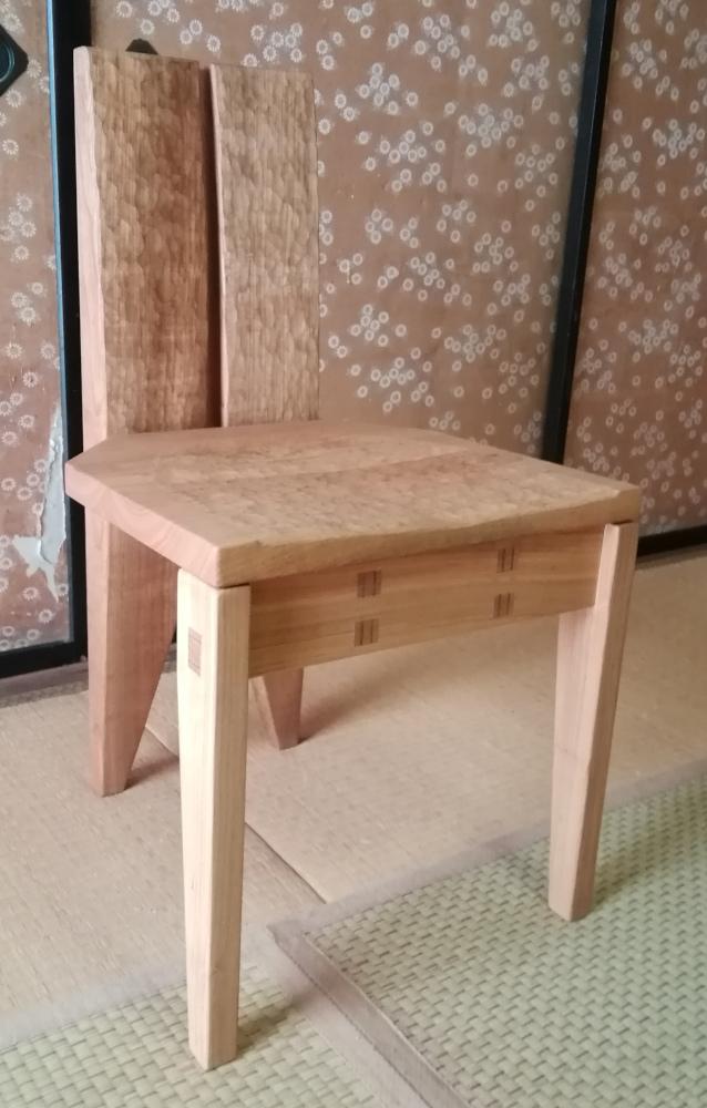 サクラの椅子